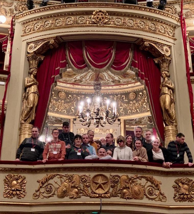 Gita alla Scala Acli