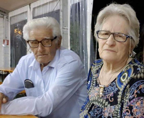 Clementina e Riccardo Panzeri