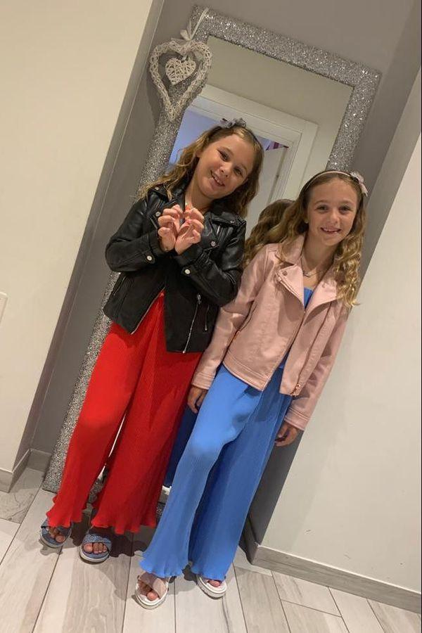 Rebecca e Sofia Baggi