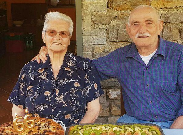 Giuseppe e Luigina