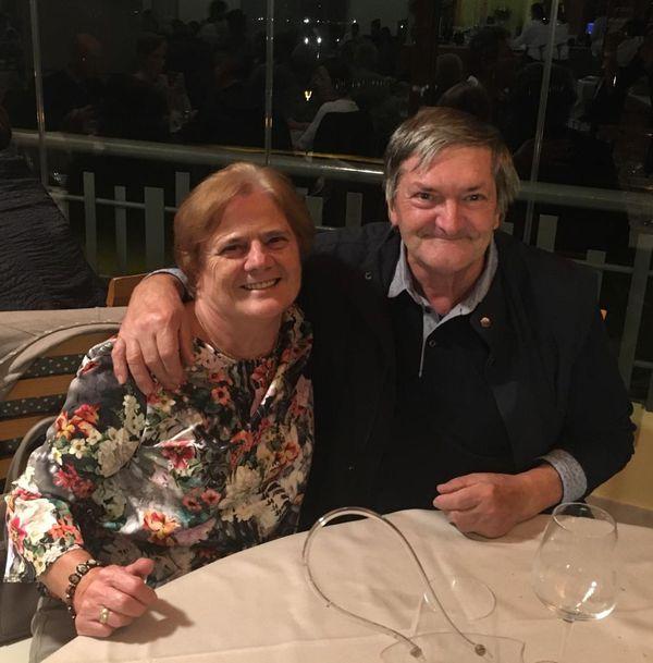 Rosanna e Gianni Capelli