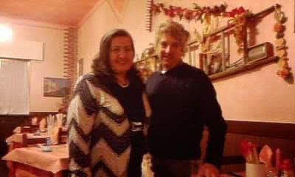 Angela Gandolfi e Gianpietro Locatelli