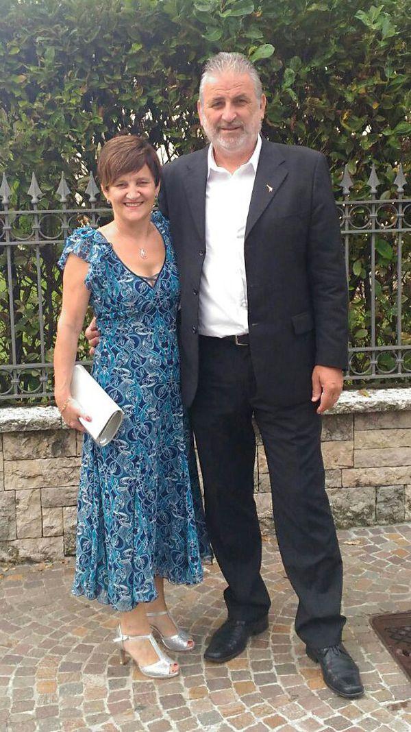 Gisella e Claudio Piantoni