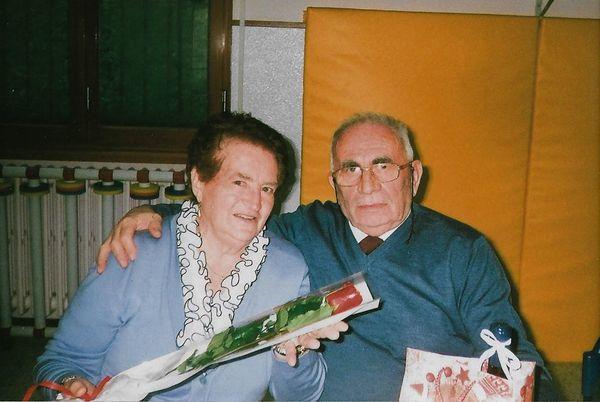 Antonia e Angelo Monieri