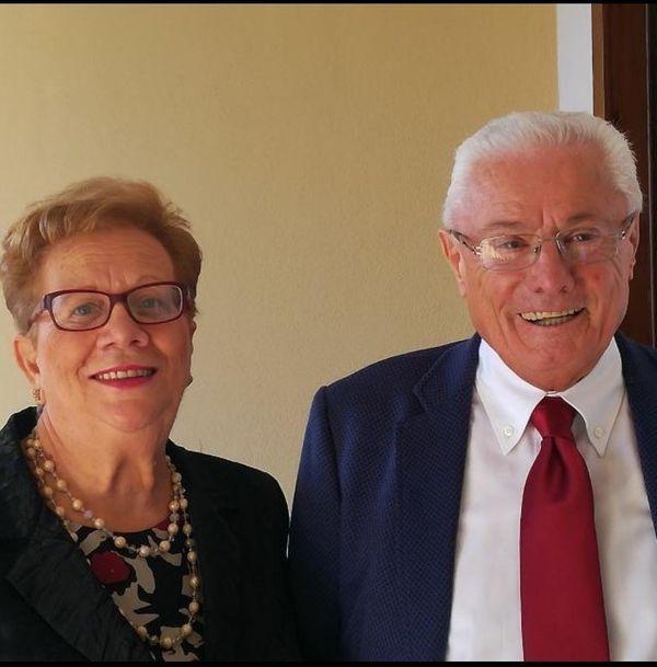 Maria e Renato Lamera
