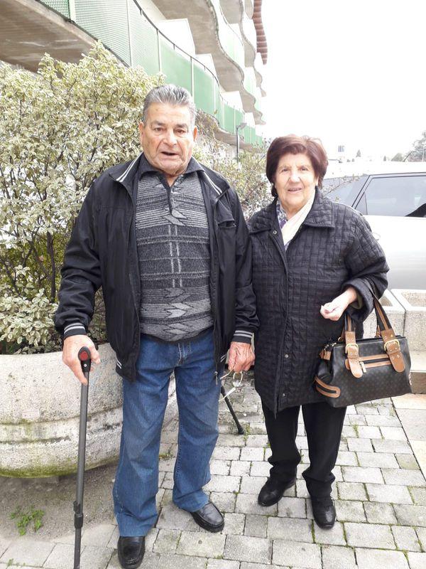 Antonino e Giovanna Maggio