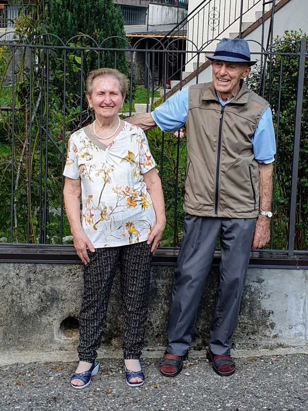 Lucia e Lino