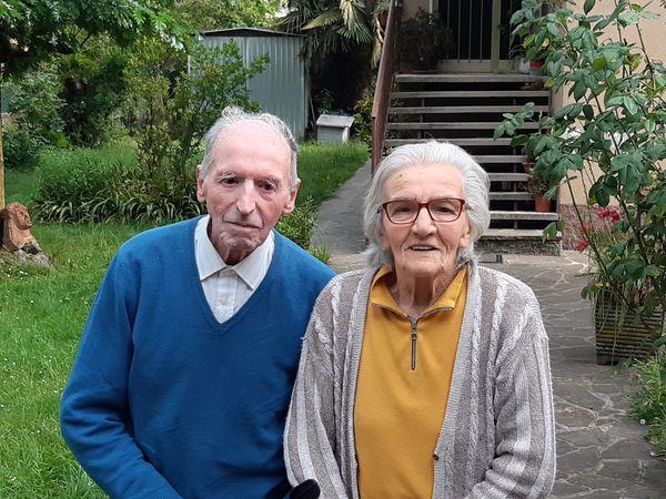 Edoardo Parmini e Ninì Maver