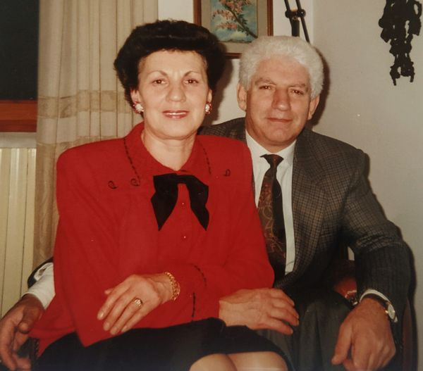 Angiola e Antonio