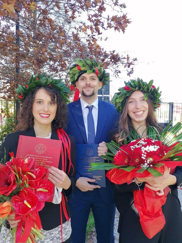 Cristina Frigerio, Giulia Galizzi e ...