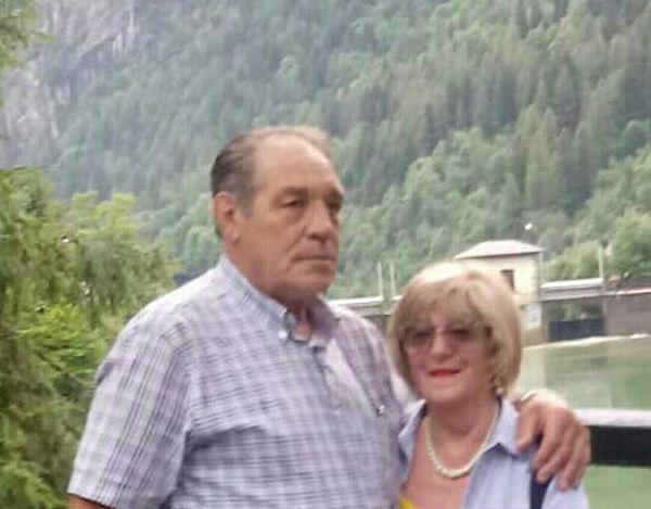 Rebucini Ernesto e Agnese