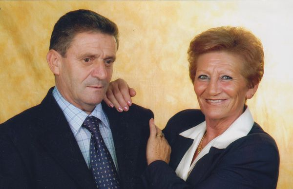 Annamaria Manenti e Andrea Airoldi