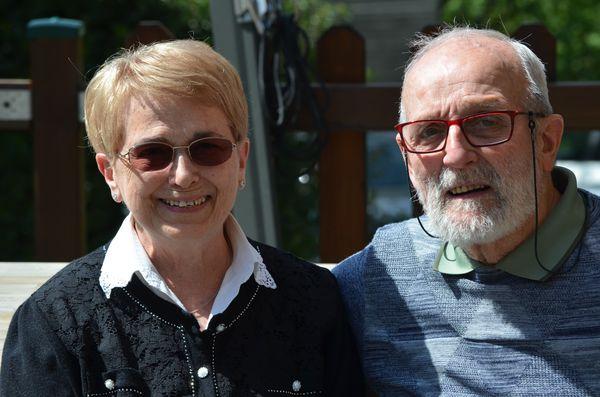 Mariuccia e Piero
