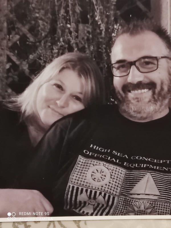 Papà Simone e Mamma Anna