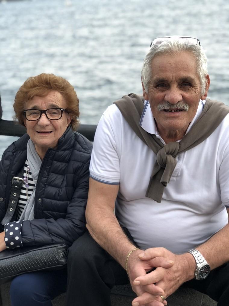 Pina e Silvano Gatti