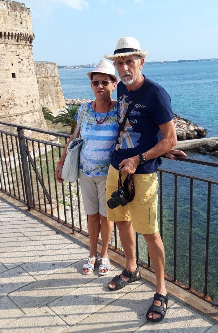 Ettore e Gigliola Masper