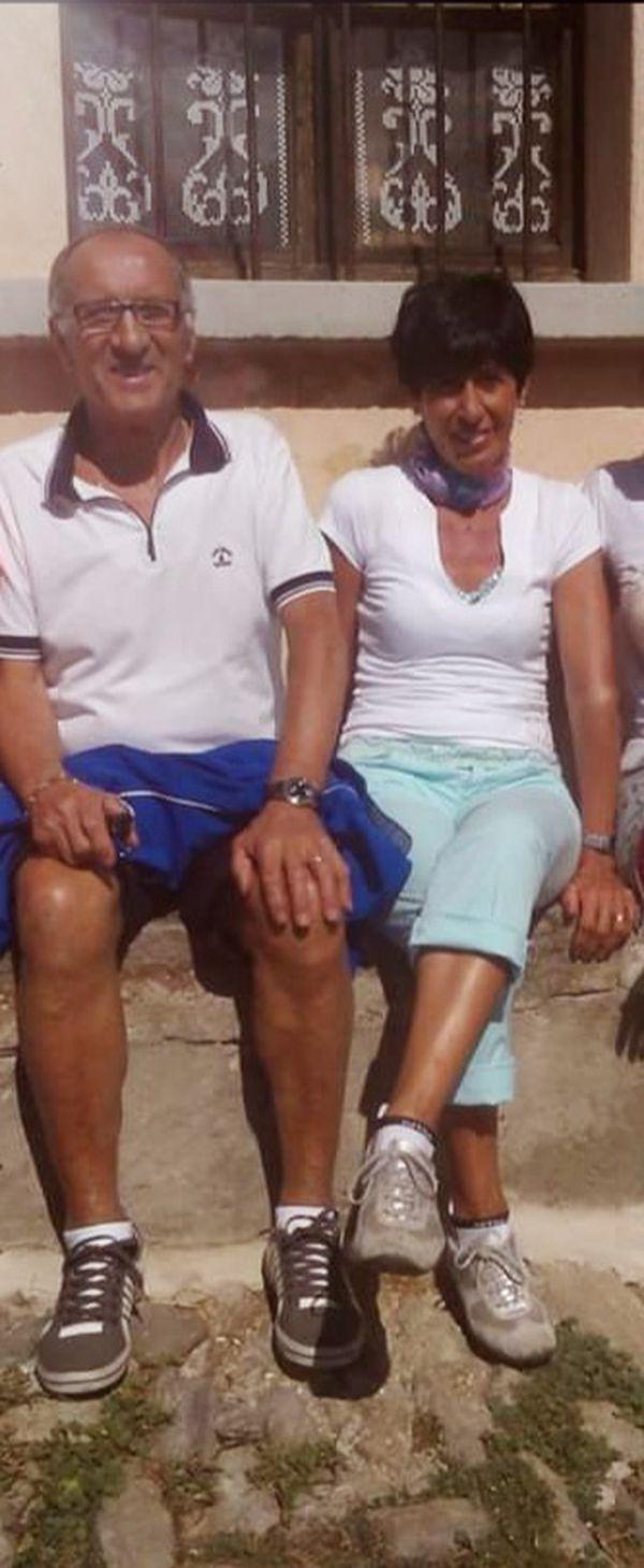 Maurizio Bano e Lucia Quieti