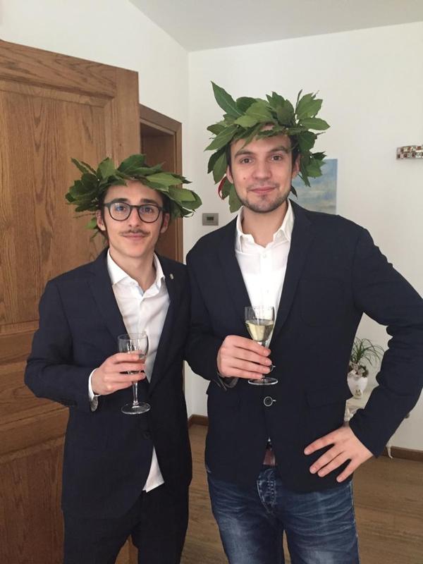 Fabio e Luca