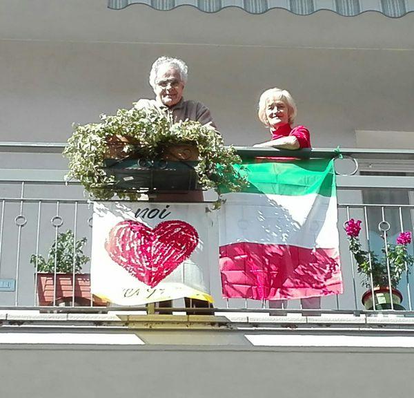 Nonni Luigi e Daria