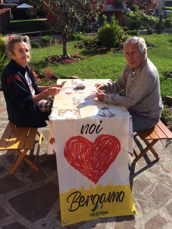 Roberto e Bruna