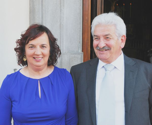 Giuseppe e Fiorenza Stacchetti