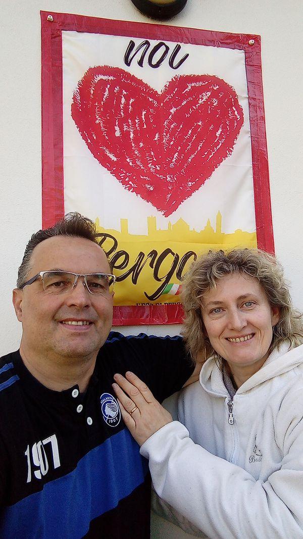 Elena e Sergio