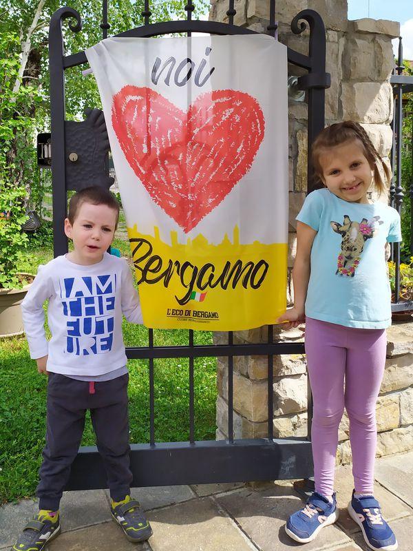 Noi amiamo Bergamo