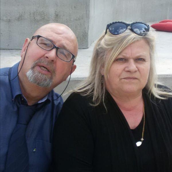 Caterina Tomasini e Dario Carrara