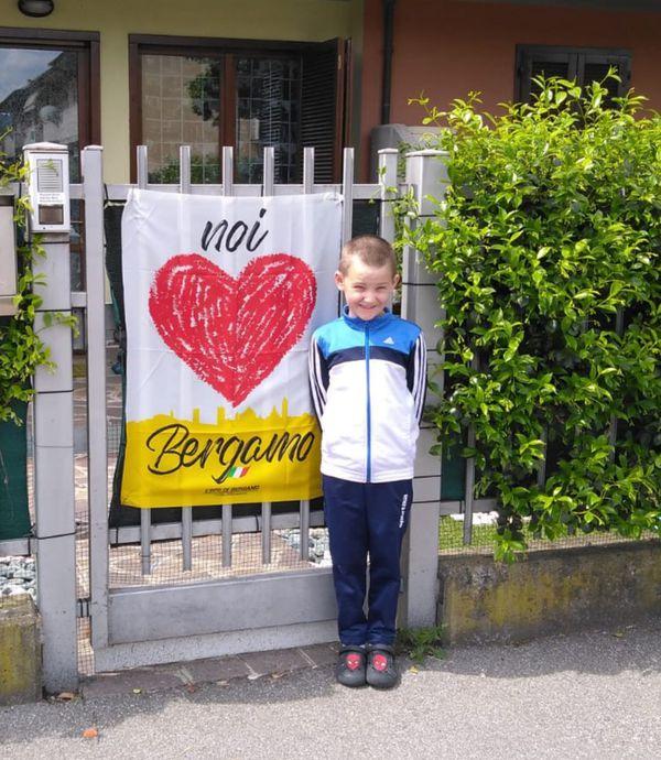 Rinascero' Rinascerai....Bergamo