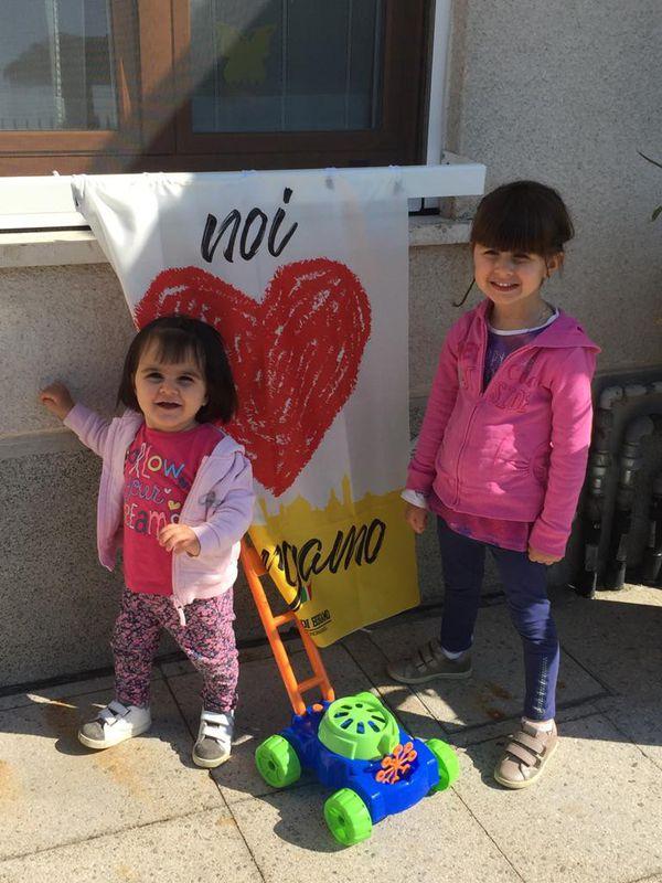 Giulia e Alice Lorenzi