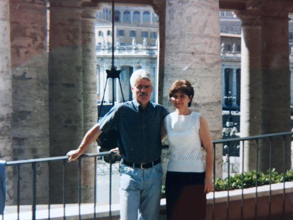 Emma e Claudio Bombarda