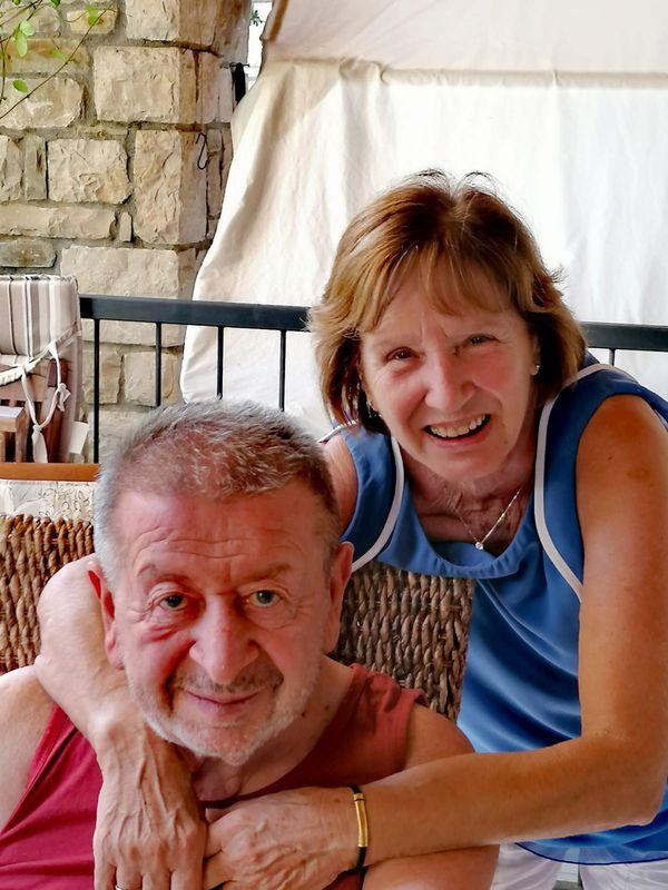 Rosa e Lorenzo Festa