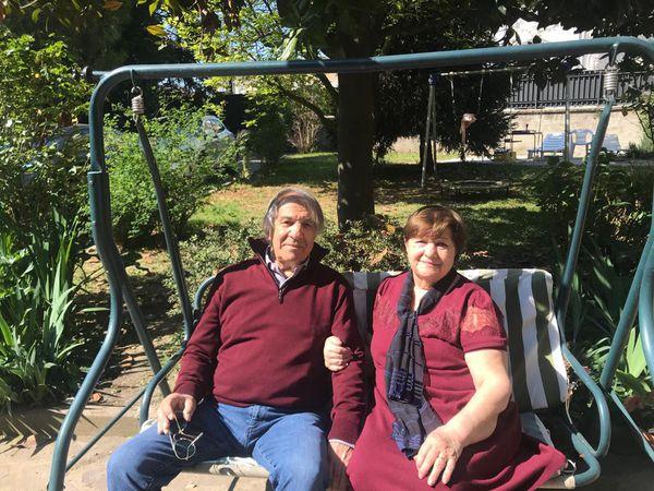 Italo e Rosa Gritti