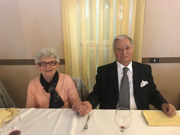 Vittorio Pollace e Maria Maffeis