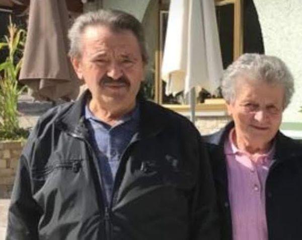 Lucia e Maurizio