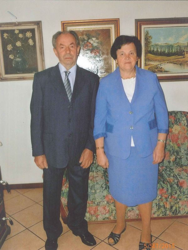 Luigina e Lodovico Bonassi