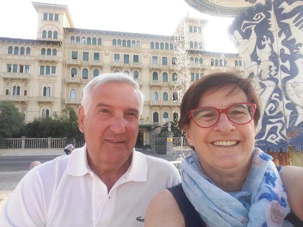 Patrizia e Sergio