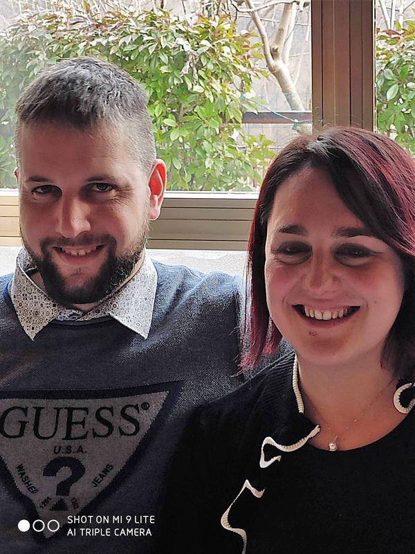 Locatelli Manuel e Sara Bonzi