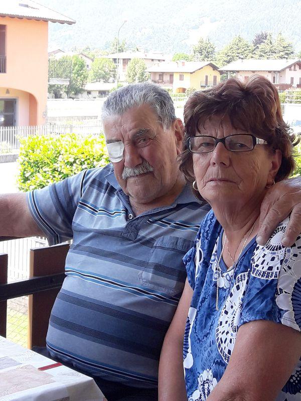 Piera e Alessandro Conti