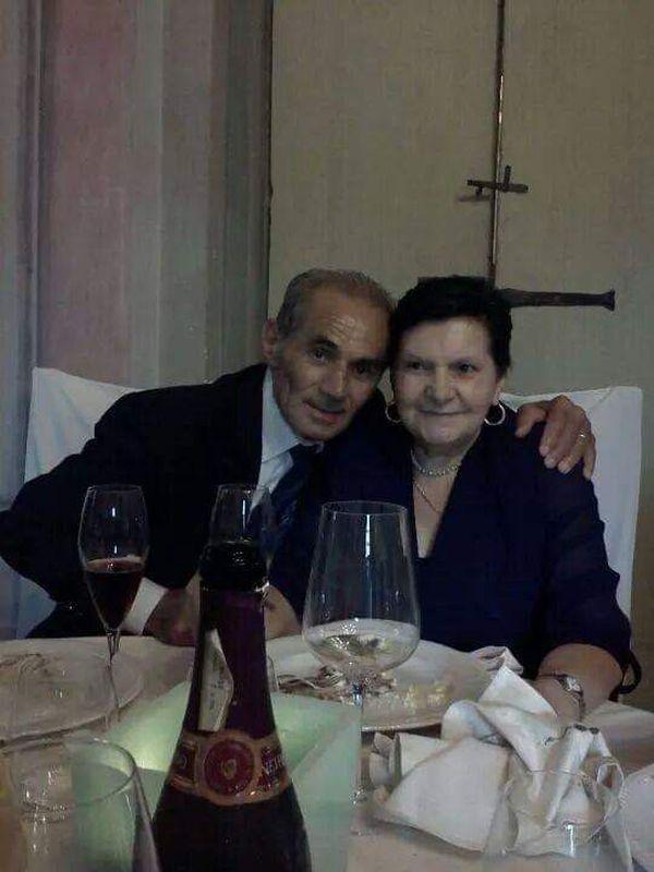 Luisa e Pierino Previtali