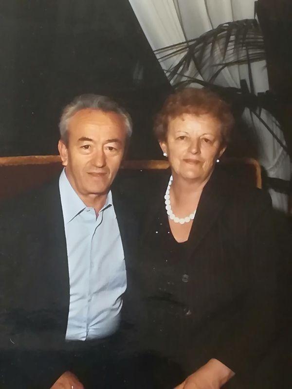 Virginia ed Enrico Panzeri
