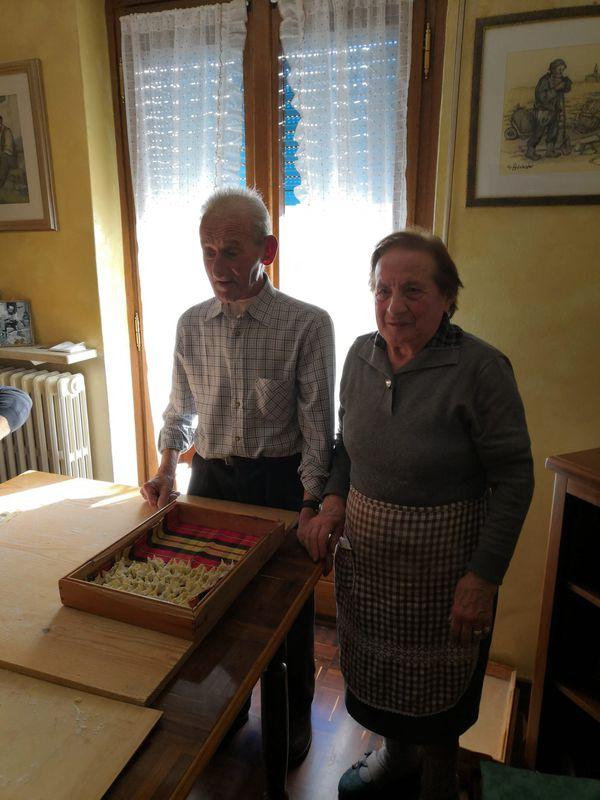 Rita e Luigi Dolci