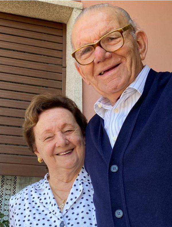 Paolina e Luigi Mariani