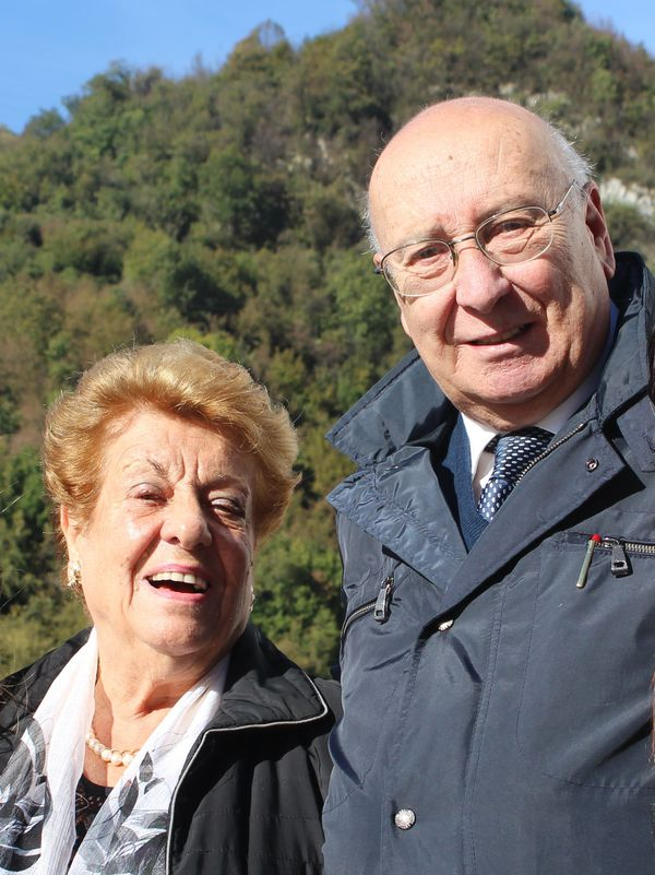 Mariuccia e Beppe