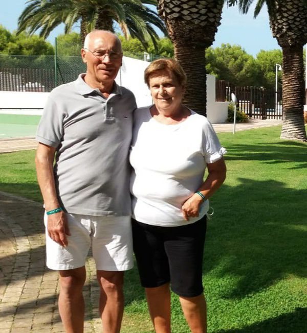 Maria Teresa Viscardi e Renato ...