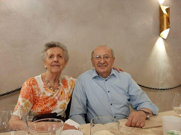 Bettina e Romano Bolis