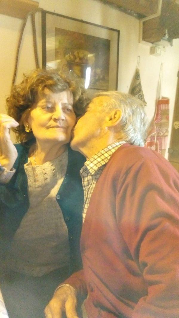 Nunzia e Fabio