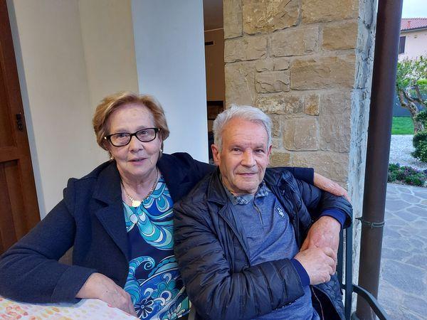 Carla e Mario Colasante