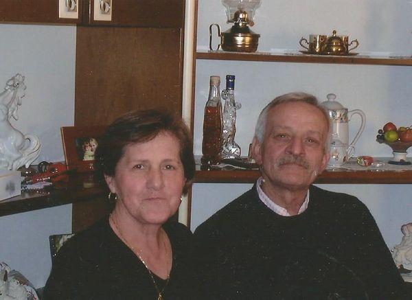 Mariuccia Formenti e Gerolamo Bozzato