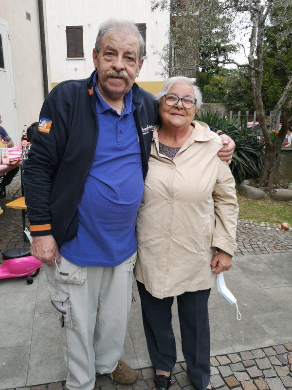 Rosa e Gianfranco Perico